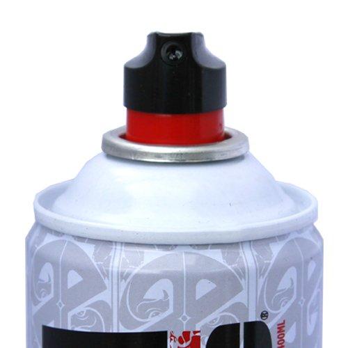 adaptador razza con lata industrial y boquilla macho